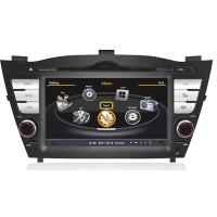 Штатная магнитола MyDean 1047-1  Hyundai ix35