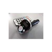ФМ-модулятор MP3 с ДУ (FM)