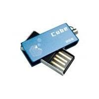 Флеш-USB GOODRAM Cube Blue 8GB