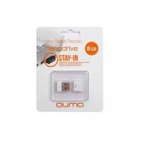 флеш-USB 8GB QUMO NANODRIVE