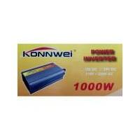 Преобразователь  1000W 12/220V KONNWEI