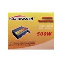 Преобразователь  500W 12/220V KONNWEI