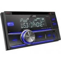 2-DIN CD/MP3-ревисер JVC KW-R500EY