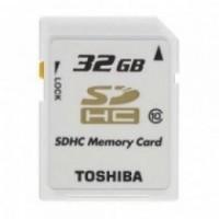 Карта памяти Toshiba 32 GB SDHC CLASS 10