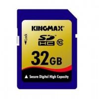 Карта памяти Kingmax SDHC 32 GB Class 10