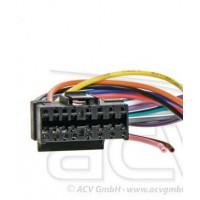 Переходник Магнитола-ISO 456001/1 SONY - ISO 16pin