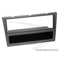 Рамка переходная 281230-26-2 Opel Corsa D (06->) Color Elegance (stealth-black)