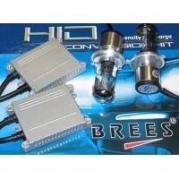 Биксенон. Установочный комплект Brees Slim H4 H/L 4300K 35W