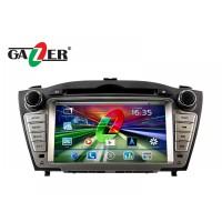 Штатная магнитола Gazer CM272-EL Hyundai IX 35