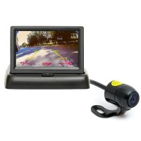 Система видеопарковки PHANTOM PV-04 (TDM430+FC-15)