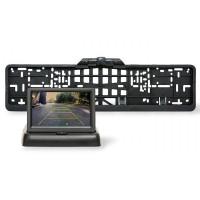 Система видеопарковки PHANTOM PV-08 (TDM430+CAM-0350U)