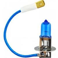 Лампа галогеновая H3 Sho-Me 4300К +120%