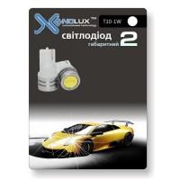 Габарит Xenolux T10-1W (2шт) зелёный