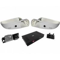 Система кругового обзора для штатной установки Gazer CKR4400-EL (Hyundai IX35)