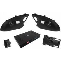 Система кругового обзора для штатной установки Gazer CKR4400-J150(A) (Toyota Prado)