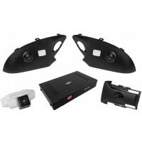 Система кругового обзора для штатной установки Gazer CKR4400-J150 (Toyota Prado)