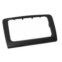 Рамка переходная 781-08-100 Skoda SuperB 2008+ (black)