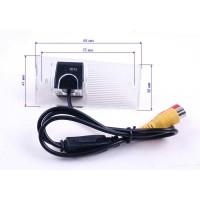 Камера iDial CCD-186 Kia Sportage