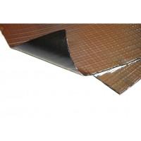 Шумоизоляция Виброфильтр Smart Plast d3-3,0мм (0,6м х 0,5м)