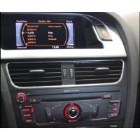 Мультимедийный видео интерфейс Gazer VI700W-C/S (AUDI)
