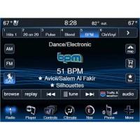 Мультимедийный видео интерфейс Gazer VI700A-UCON/IN (Chrysler/Dodge/Jeep)