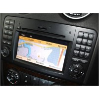 Мультимедийный видео интерфейс Gazer VC700-NTG25 (Mercedes)