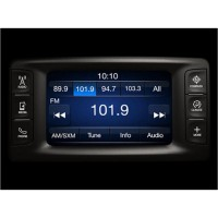 Мультимедийный видео интерфейс Gazer VI700A-CRSL5 (Dodge/Chrysler)