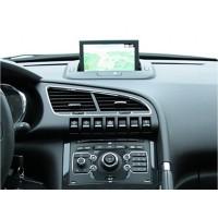 Мультимедийный видео интерфейс Gazer VI700A-PEUG (Peugeot)