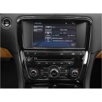 Мультимедийный видео интерфейс Gazer VI700W-JLR/B (Jaguar/Land Rover)