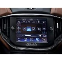 Мультимедийный видео интерфейс Gazer VI700W-MSRT (Maserati)