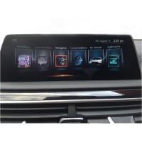 Мультимедийный видео интерфейс Gazer VI700W-NBT50 (BMW)