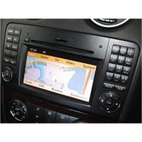 Мультимедийный видео интерфейс Gazer VI700W-NTG25 (Mercedes)