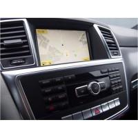 Мультимедийный видео интерфейс Gazer VI700W-NTG45 (Mercedes)