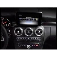 Мультимедийный видео интерфейс Gazer VI700W-NTG50/51 (Mercedes)