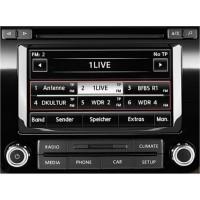 Мультимедийный видео интерфейс Gazer VI700W-RCD550 (VW)