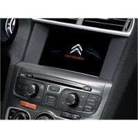 Мультимедийный видео интерфейс Gazer VI700W-RT6 (Citroen/Peugeot)