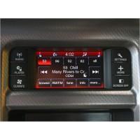 Мультимедийный видео интерфейс Gazer VI700W-UCON/EX (Chrysler/Dodge/Jeep)