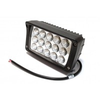 Светодиодная фара дальнего света LightX RCJ-60345CF