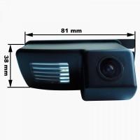 Камера заднего вида Prime-X CA-9547 Nissan