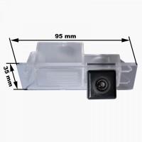 Камера заднего вида Prime-X CA-1356 KIA