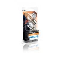 Лампа накаливания Philips P21/4W, 2шт/блистер 12594B2