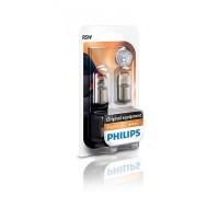 Лампа накаливания Philips R5W, 2шт/блистер 12821B2