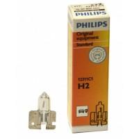 Лампа галогенная Philips H2, 1шт/картон 12311C1