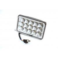 Светодиодная фара дальнего света LightX RCJ-66045BF