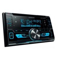 2-DIN CD/MP3-ресивер Kenwood DPX-5000BT