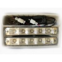 Светодиодные (LED) фары Prime-X DRL-001-2