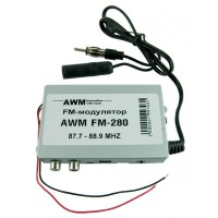 ФМ-модулятор AWM FM-280