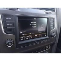 Штатная магнитола MIB2-G Skoda/VW MQB Mirror Link GPS
