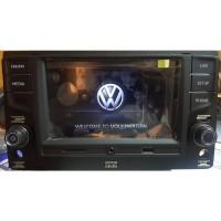 Штатная магнитола RCD 330 MQB VW/Skoda Plus CAN Mirror Link